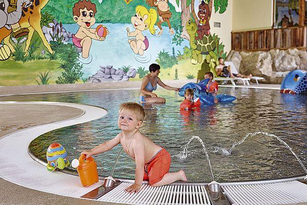Kinderbecken in der Freizeit Arena