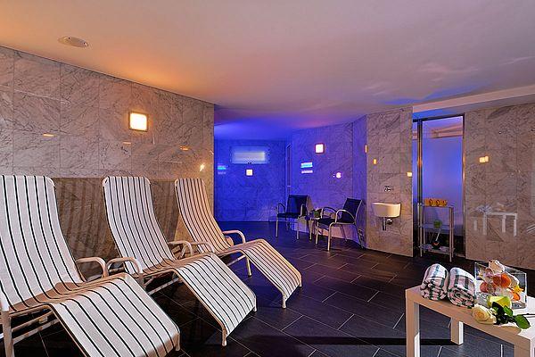 Wellnessbereich im Hotel Garni Maria Theresia